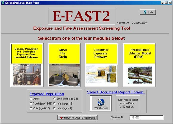 Introductory page to E-FAST