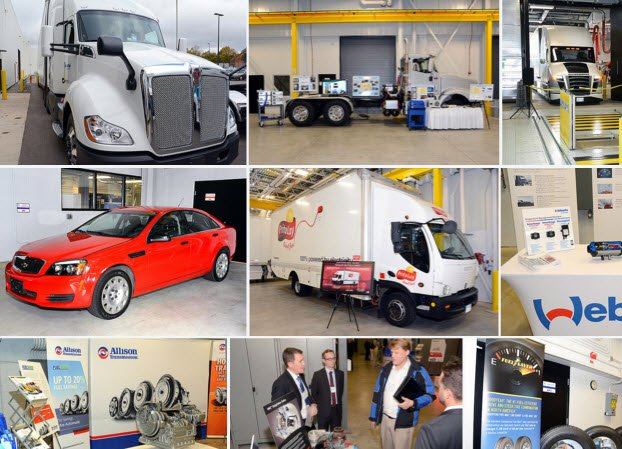 vehicle technology showcase 2015 flickr collage
