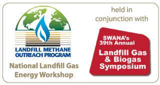 2016 lmop national landfill gas energy workshop