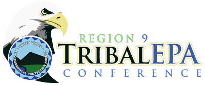 Region 9 Tribal EPA Conference Logo