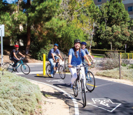 Transportation Efficiency Innovations Award 2016 Recipient: UC Irvine Transportation Services