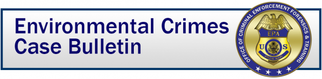 icon for Environmental Crimes Case Bulletin page