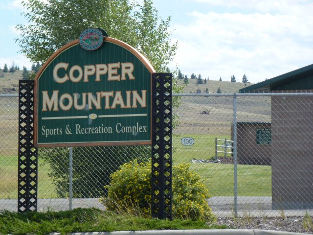 Copper Mountain Sports Complex, which serves as recreational reuse at the Superfund site