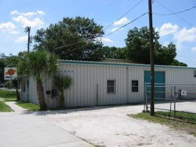 AAA Diversified Services storage building