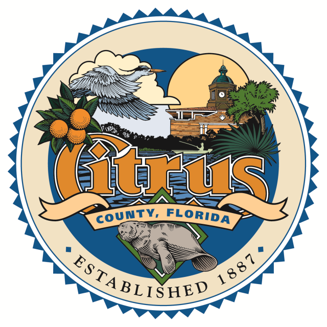 Logo for Citrus County