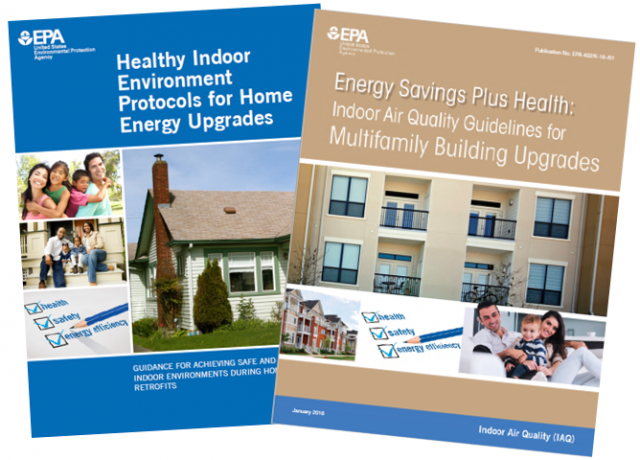 Covers for the ES+H Single Family and Multifamily Building Protocols