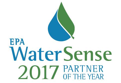 2017 WaterSense partner of the year logo