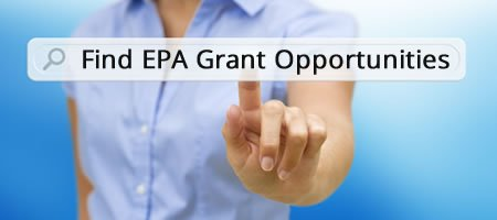 Find EPA Grant Opportunities
