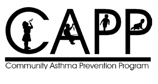 Children's Hospital of Philadelphia's Community Asthma Prevention Program Logo
