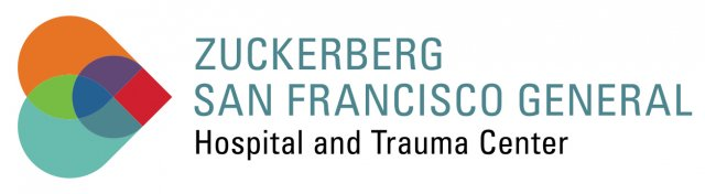 Zuckerberg San Francisco General Hospital and Trauma Center Logo