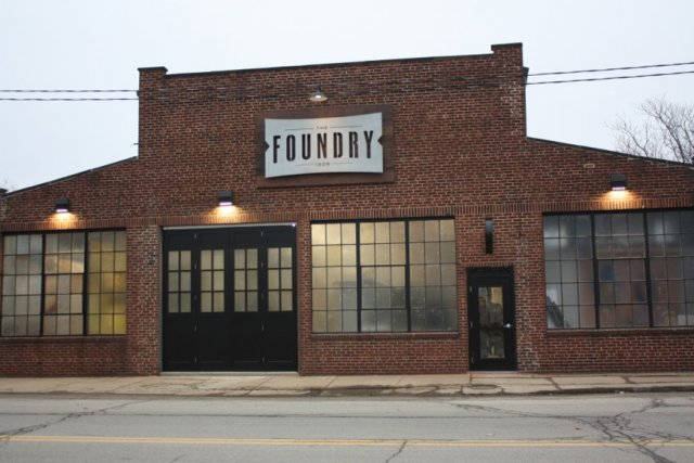 The Foundry building