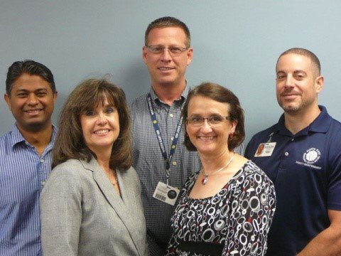 image of staff from the North East Independent School District in Texas