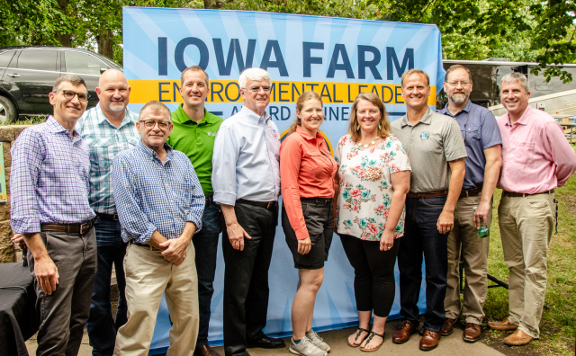image of Farmer to farmer grant recipients