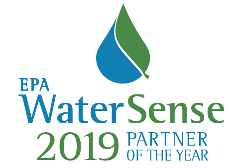 Logo for 2019 WaterSense Partner of the Year Awards