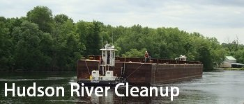 Hudson River Cleanup Photo