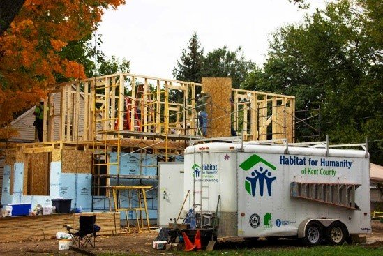 Habitat for Humanity – Kent County