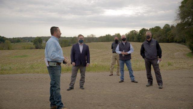 Administrator Wheeler attends an Ohio Farm Bureau event hosted by Clardale Farms