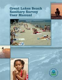 Photo cover for Great Lakes Beach Sanitary Survey Users Manual
