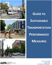 Guide to Sustainable Transportation Performance Measures
