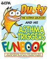 Dusty the Goldfish and His Asthma Triggers Funbook