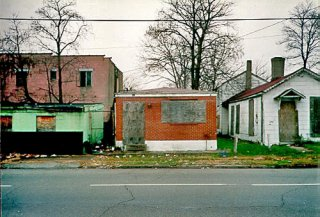 East Russell Partnership: Abandoned Shotgun Houses