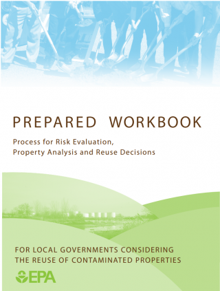 Cover of the the PREPARED Workbook Manual