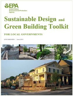 Sustainable Design and Green Building Toolkit
