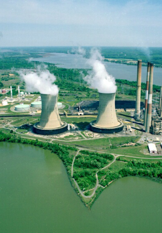 Photo - Cooling towers
