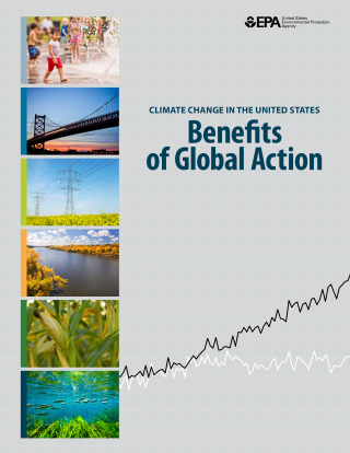 Climate Change in the United States: Benefits of Global Action