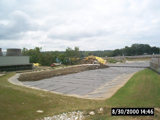 Overview of the Building 71 On-Plant Consolidation Area