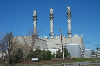 PG&E Generating - Power/Steam Cogeneration Plant