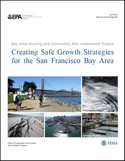 Cover of Creating Safe Growth Strategies for the San Francisco Bay Area report