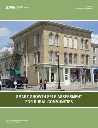 Cover of Smart Growth Self-Assessment for Rural Communities