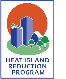 Heat Island Reduction Program logo