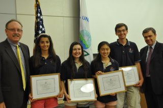Junior WIN Team (Environmental, Community, Academia & Nonprofit Award)