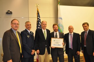 Vermont Air National Guard (Federal Green Challenge Award)