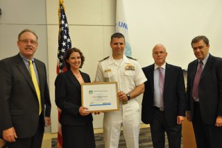 Portsmouth Naval Shipyard (Federal Green Challenge Award)
