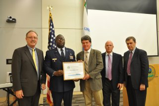 Hanscom Air Force Base (Federal Green Challenge Award)