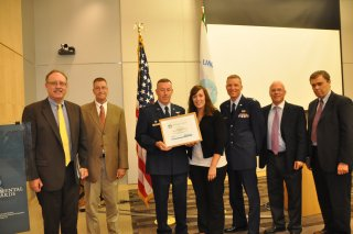104th Fighter Wing, MA ANG (Federal Green Challenge Award)