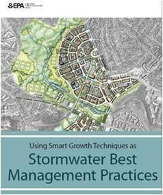 Smart Growth Stormwater BMP document cover