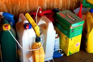 this is a picture of various pesticides