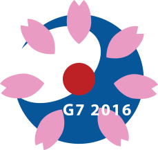 this is the logo Japan has chosen for the year of its G7 leadership