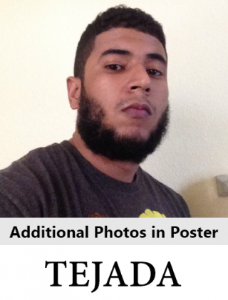fugitive photo of Christian Tejada