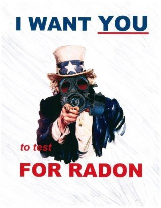 I want you to test for radon