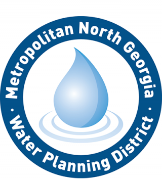 Logo for Metro North GA