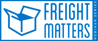 Learn about the Freight Matters Webinar Series with EPA SmartWay