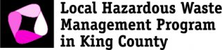 Local Hazardous Waste Management Program King County Logo