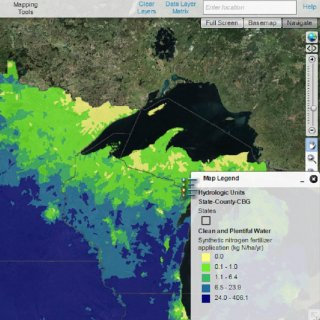 EnviroAtlas map of Minnesota