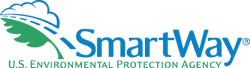This is the EPA SmartWay logo