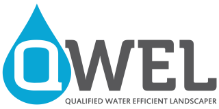 Qualified Water Efficient Landscaper logo